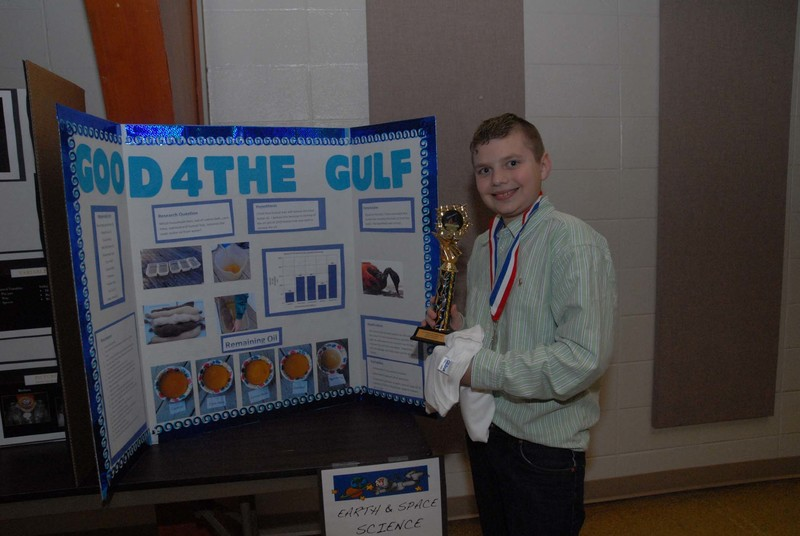 Cape District Holds Fifth Grade Science Fair Cape Gazette