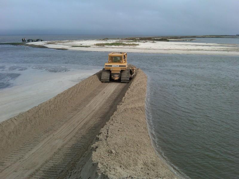 Primehook Beach Area Floods Again