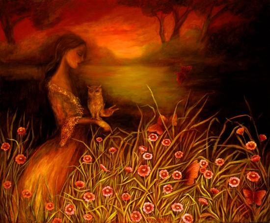 Resultado de imagem para divine feminine art
