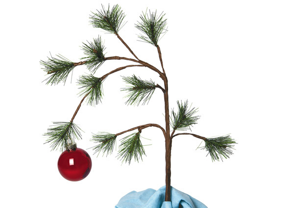 Create A Charlie Brown Christmas Tree This Year