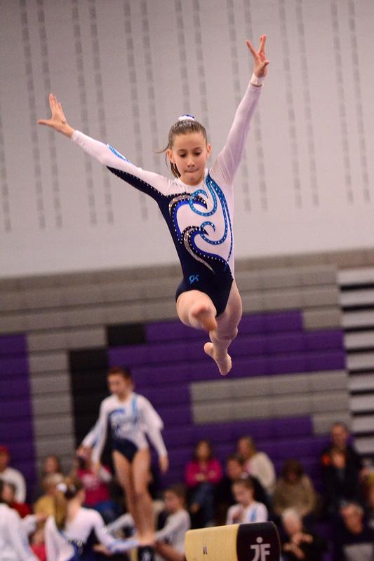 Mid Coast Gymnastics Shows Its Stuff At First Shore Classic Cape Gazette
