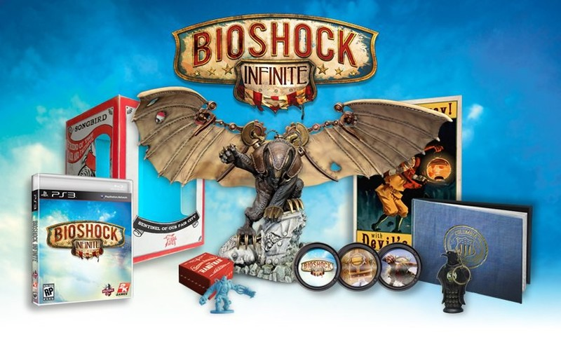 Bioshock Infinite Ultimate Songbird Edition Review Cape Gazette