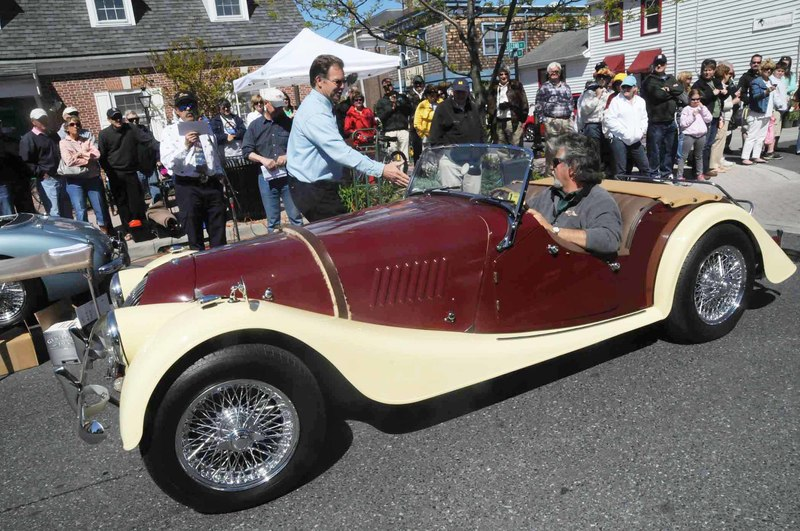 British Car Show Motors Over To Lewes Cape Gazette - British car show