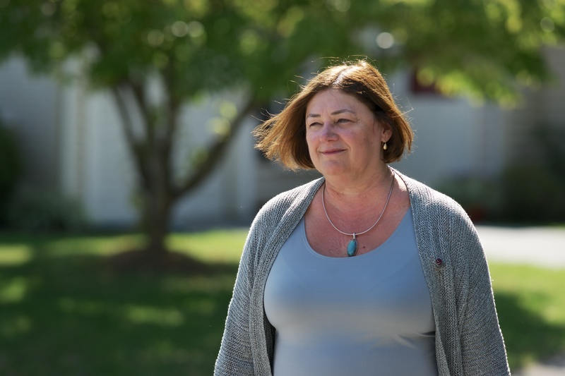 Debbie Sharp Lewes Woman Relishes Time To Reflect Cape