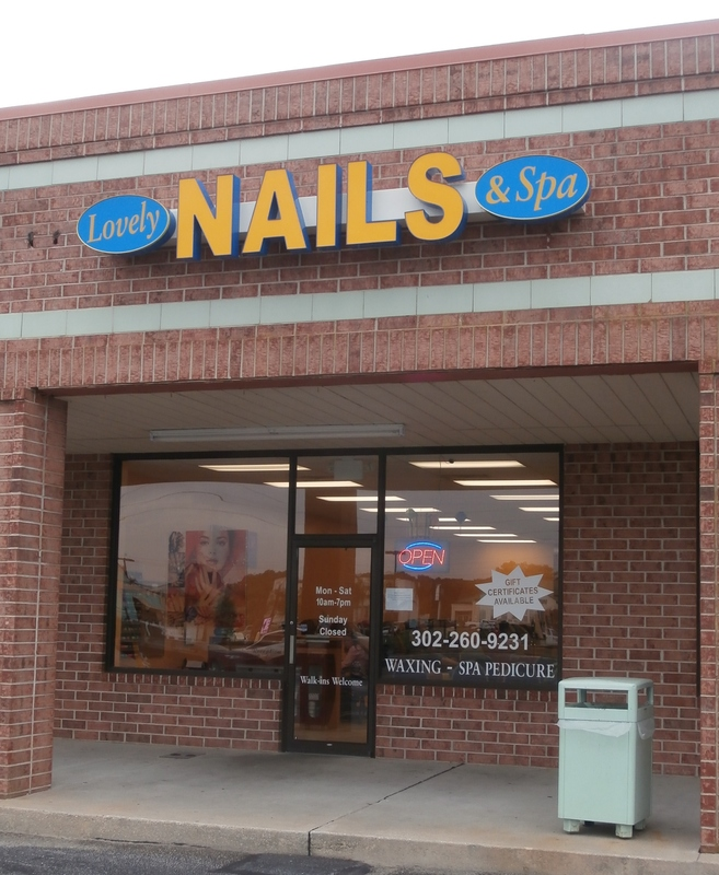 Lovely Nails opens in Rehoboth Food Lion shopping center   Cape Gazette