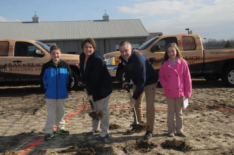 Bay To Beach Builders Break Ground On Idea Home In Greenwood Cape Gazette