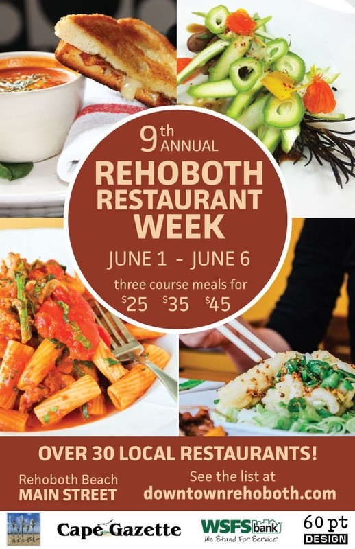 downtown rehoboth  u0026quot restaurant week u0026quot  begins in 5 days