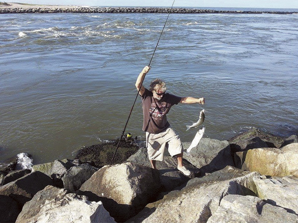 Who s excited for some fall fishing cape gazette for Rehoboth beach fishing