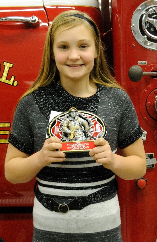 Rehoboth Elementary names Fire Prevention Essay winners
