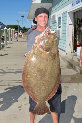 Hearing held for summer flounder regulations cape gazette for Texas fishing bag limits