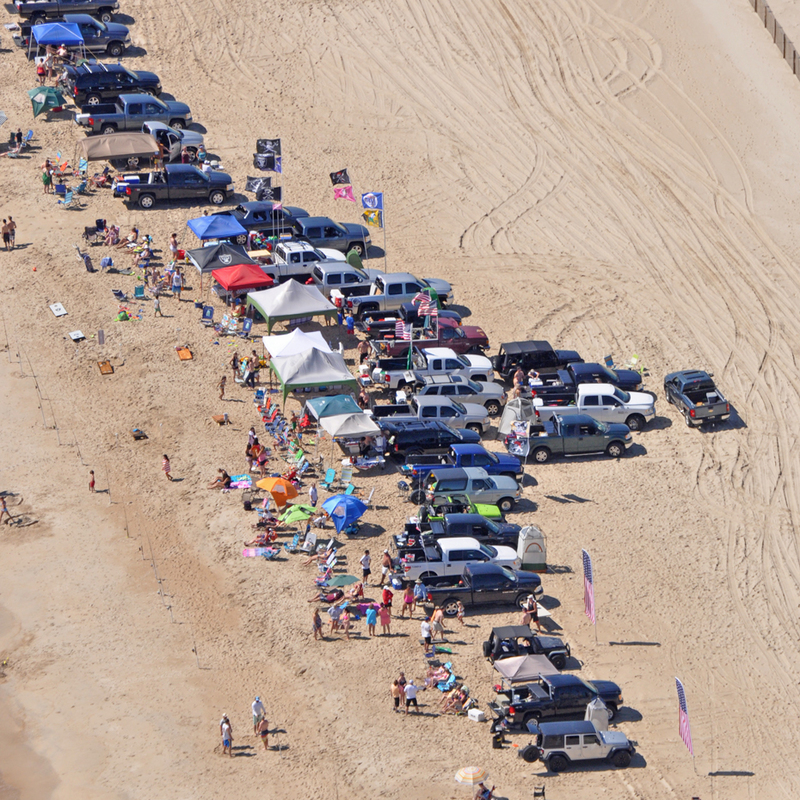 The Beach At Cape Henlopen State Park This Past July 5 Was Jammed By 10 A M Nick Roth
