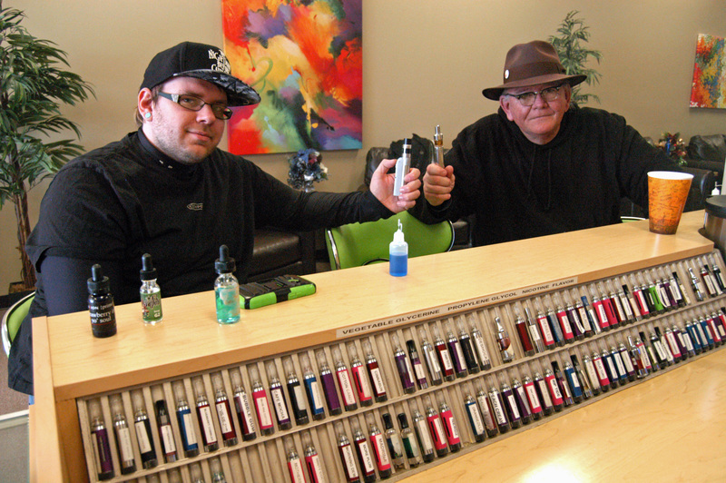 Rehoboth store offers flavors for vapers   Cape Gazette