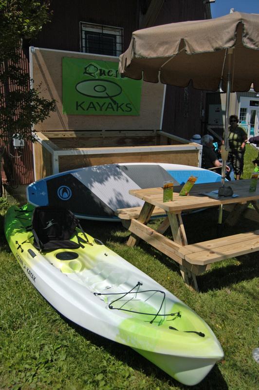 Quest Kayak sets up shop along the Broadkill River | Cape