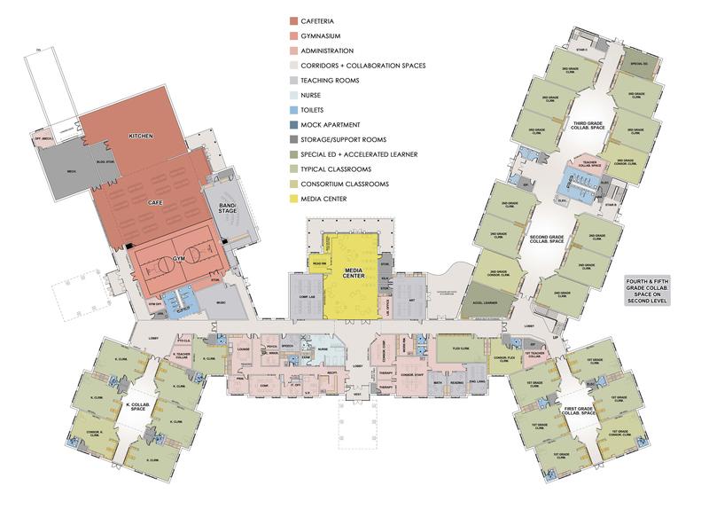 preliminary plans released for new school | cape gazette