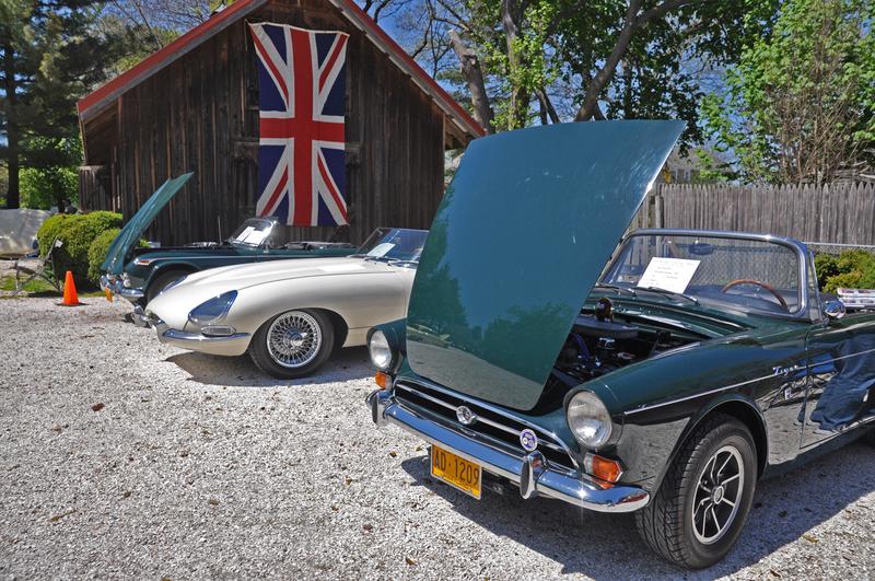 British Invasion Event Showcases Unique Lavish Motorcars Cape