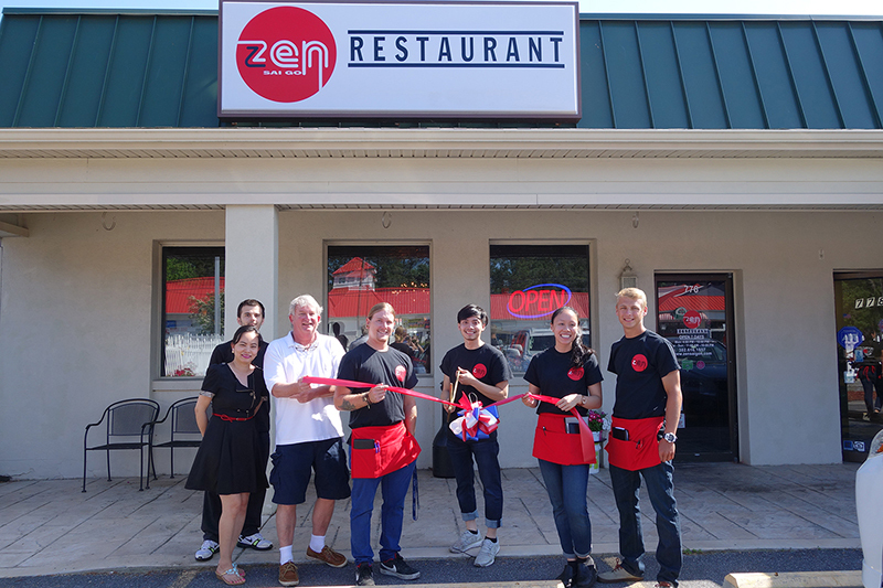 Zen Saigon restaurant brings a taste of Asia to Bethany Beach