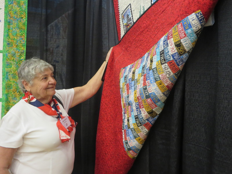 Ocean Waves Quilt Guild brings patchwork to Cape High | Cape Gazette : ocean waves quilt guild - Adamdwight.com