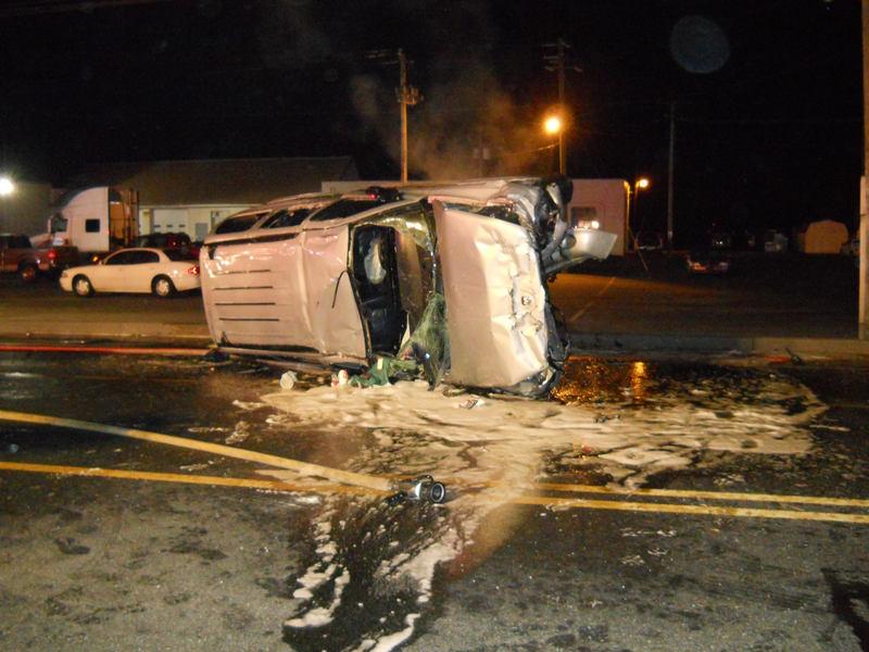 Millsboro man faces charges in Route 24 crash | Cape Gazette