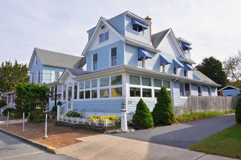 The Lighthouse Inn At 20 Delaware Ave Is Listed For By Long And Foster Real Estate Source Submitted