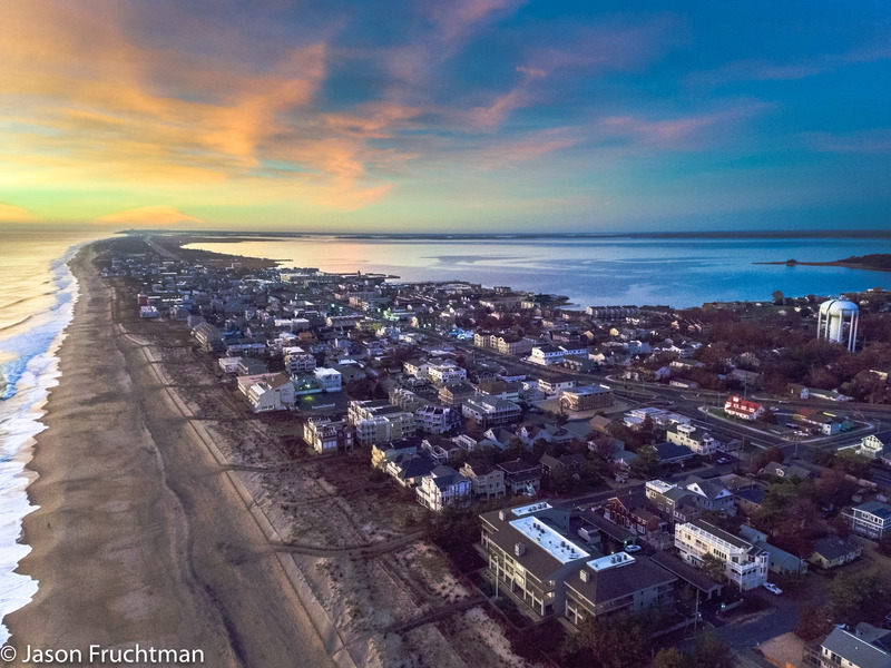 Cape Henlopen High School S Inspire 1 Captures Dewey Beach