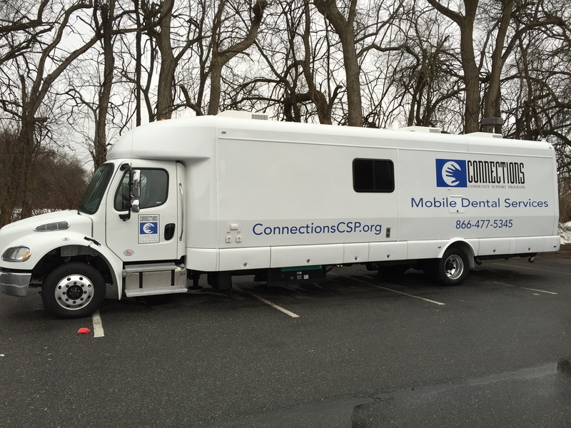Mobile dental clinic to increase Delaware patients' access to care