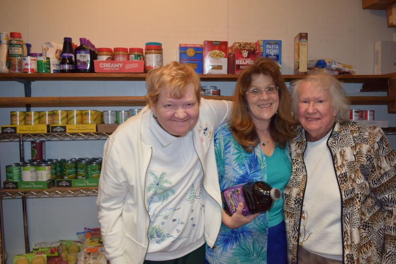 Milton Food Pantry Helps Feed Families Cape Gazette
