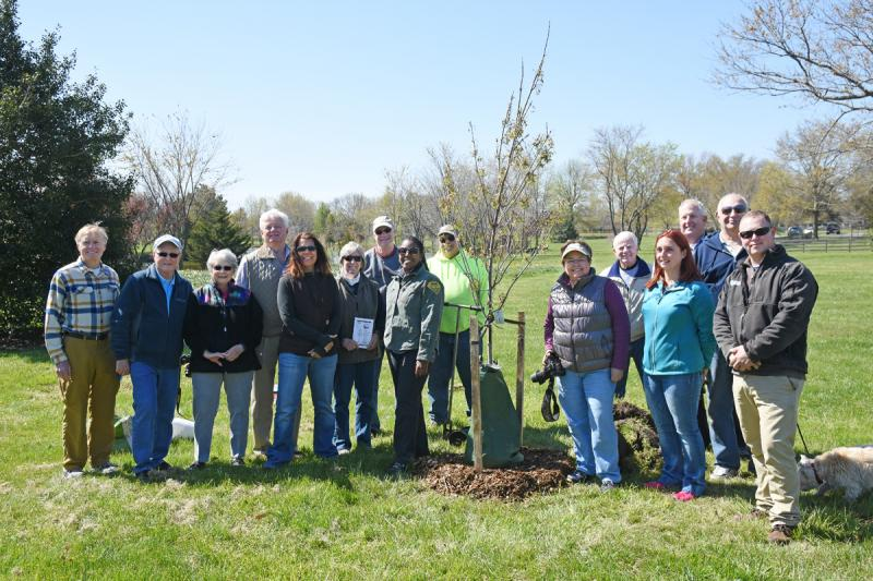 abe337b1b24 Lewes celebrates Arbor Day with tree planting