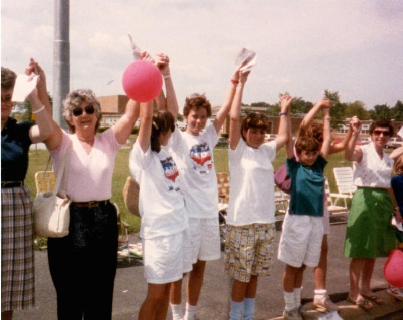 Hands Across America, 30 years later | Cape Gazette