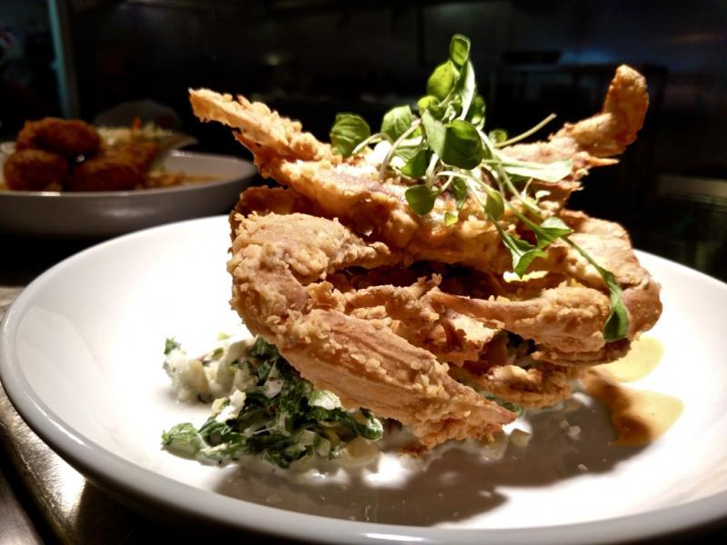 Northeast Seafood Kitchen Menu