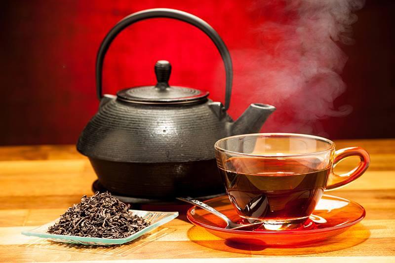 morning meditation tea table - photo #19