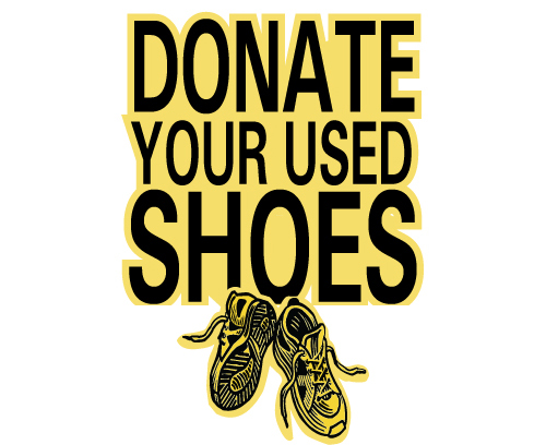 Donate Old Running Shoes To Charity