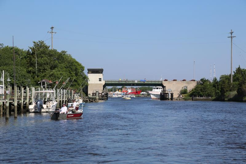 Image result for lewes rehoboth canal;