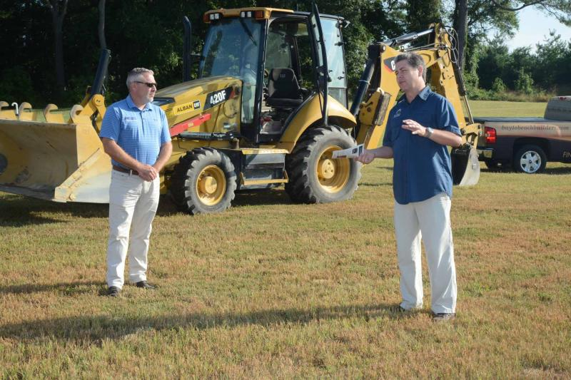 Bay To Beach Builders Break Ground For Home For Hope Cape Gazette