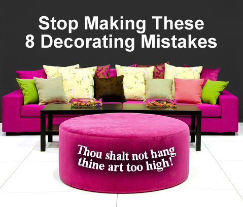 home decorating tips