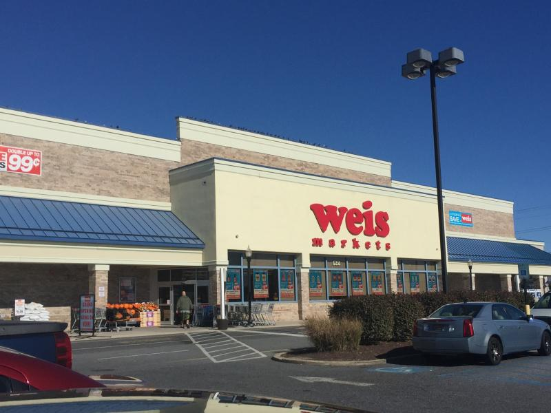 Weis markets open in cape region cape gazette for What grocery stores are open today
