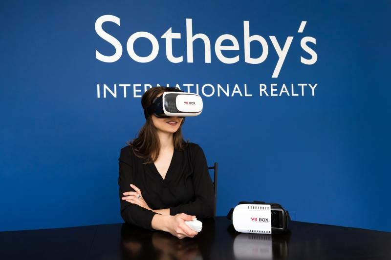 VR Content makes high-end properties viewable from anywhere for Sotheby's.