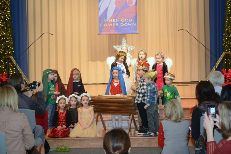 epworth preschool holds christmas program epworth