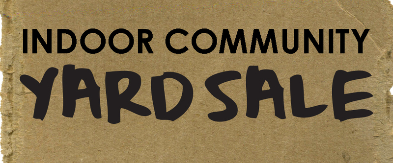 yard sale, garage sale, indoor community yard sale, Wicomico Youth & Civic Center, Wicomico Recreation, Salisbury
