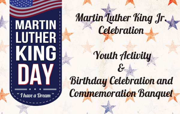 Bates: Martin Luther King Jr. events include annual march, celebration