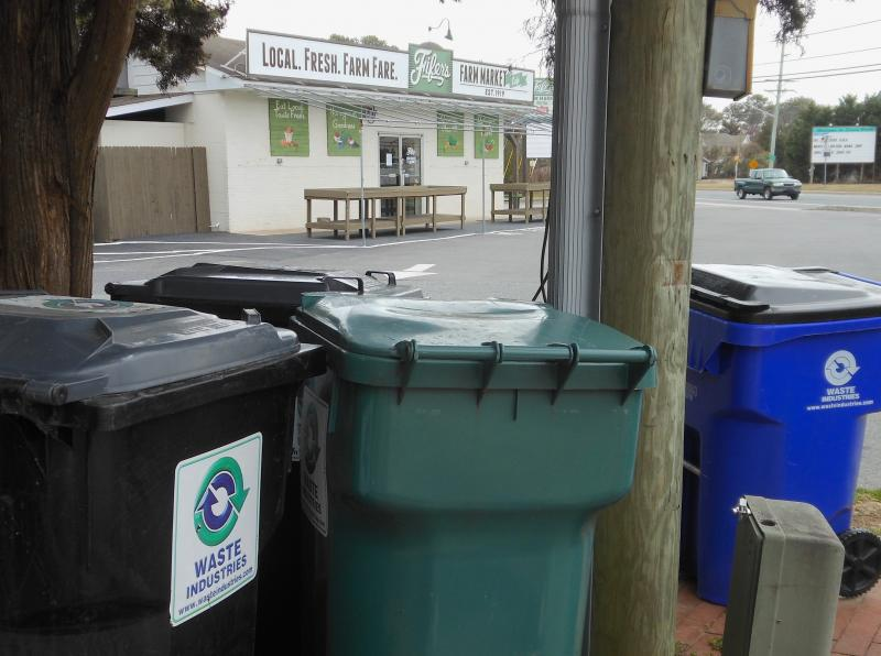 Dewey Approves Town Wide Trash Service  Cape Gazette