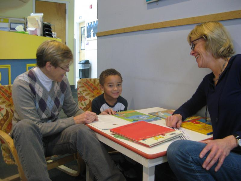 Volunteering For Read Aloud Delaware Is A Family Affair