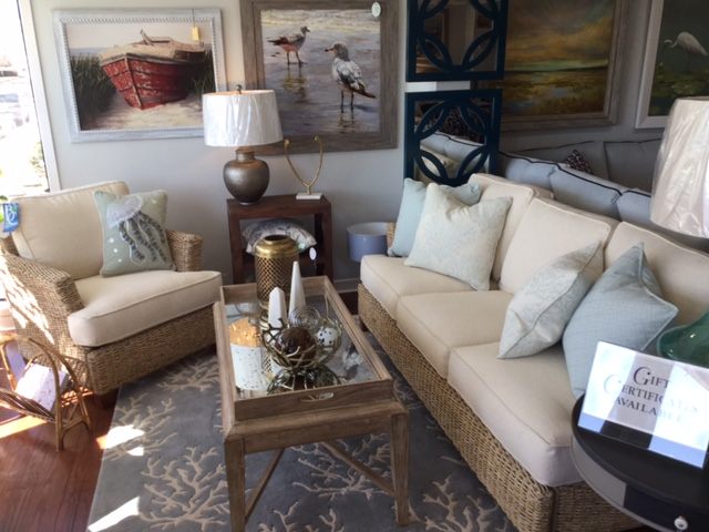 Best Nest In Rehoboth Beach Sells Rugs, Furniture And Art With A  Light Colored, Beachy Theme. SUBMITTED PHOTO