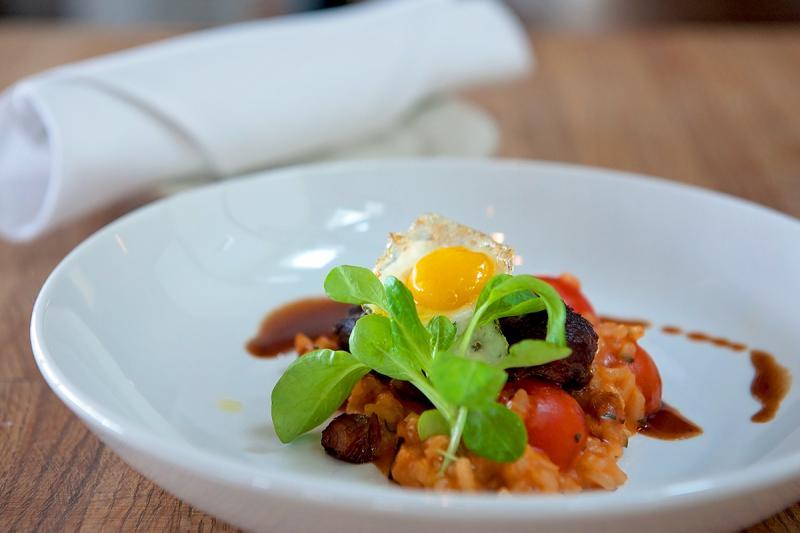 Three sodel concepts restaurants to serve brunch on easter for Restaurants that serve brunch