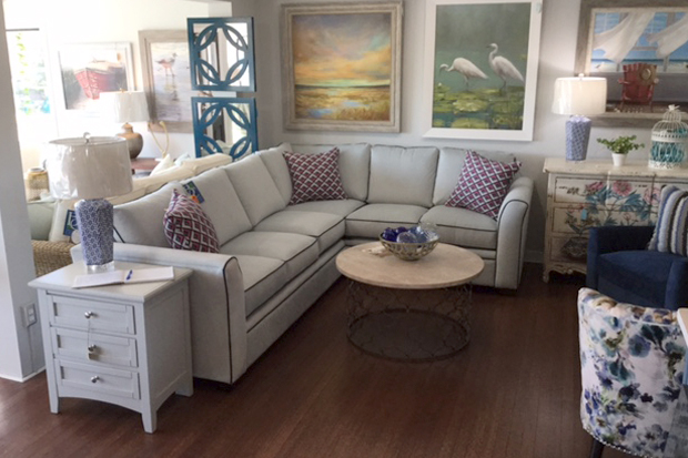 Best Nest Specializes In Coastal Cottage Style Interiors. SUBMITTED PHOTO