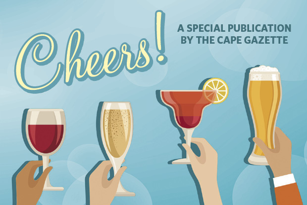 Drinker's guide toasts to local wine, beer and spirits