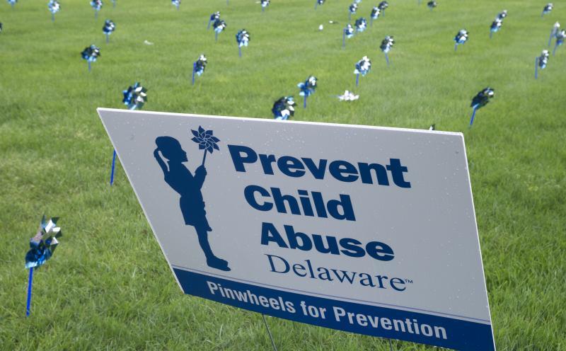 Pinwheels For Prevention Cape Gazette