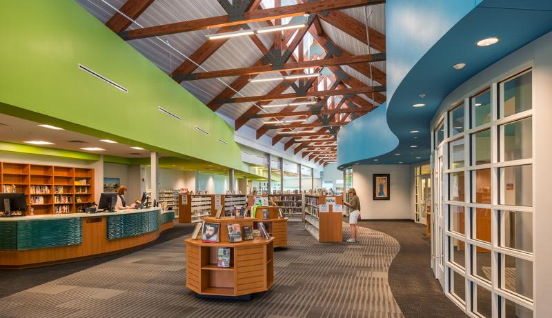 Lewes Public Library receives AIA Design Honor Award Cape Gazette