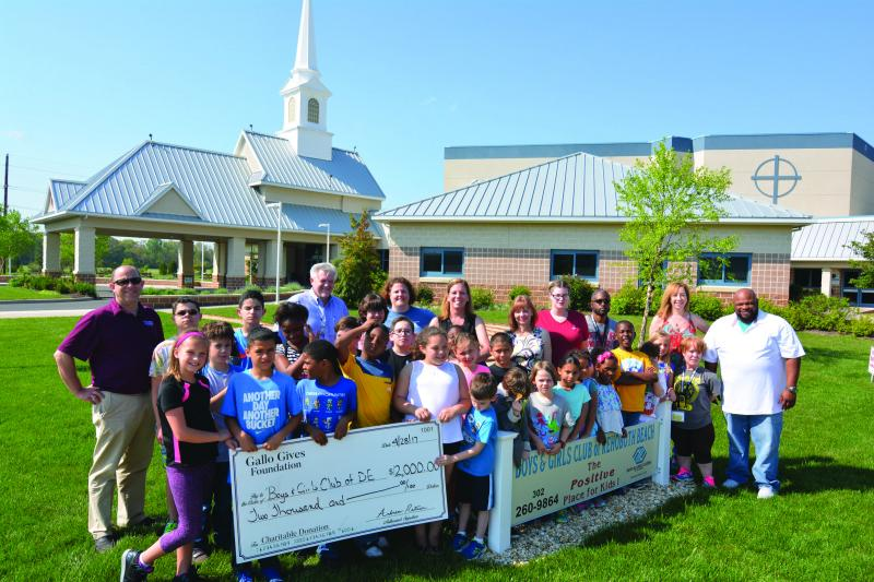 Gallo Gives Foundation awards first-quarter community ...