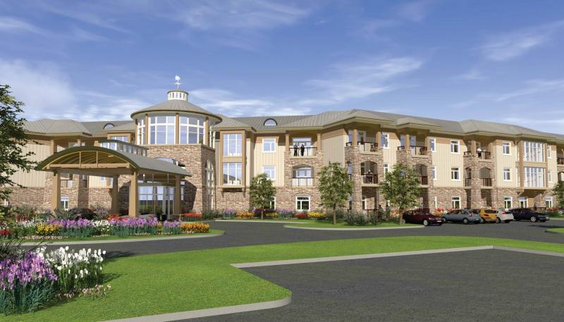 Lovely This Artistu0027s Rendering Shows The Lodge At Truitt Homestead, An 88 Unit Senior  Living Community Expected To Break Ground Later This Year Near Rehoboth  Beach ...