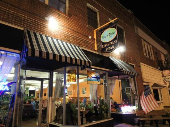Blue Water Grill Coastal Delaware Restaurant Week Menu